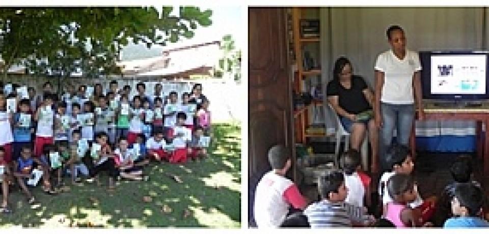 Projeto Garoçá promove bate-papo com alunos no Dia Mundial da Saúde