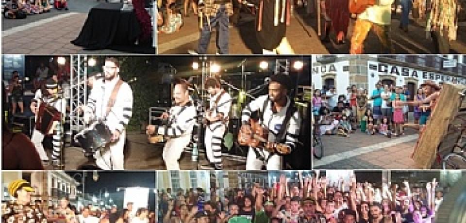 Circuito Sesc das Artes acontece em São Sebastião