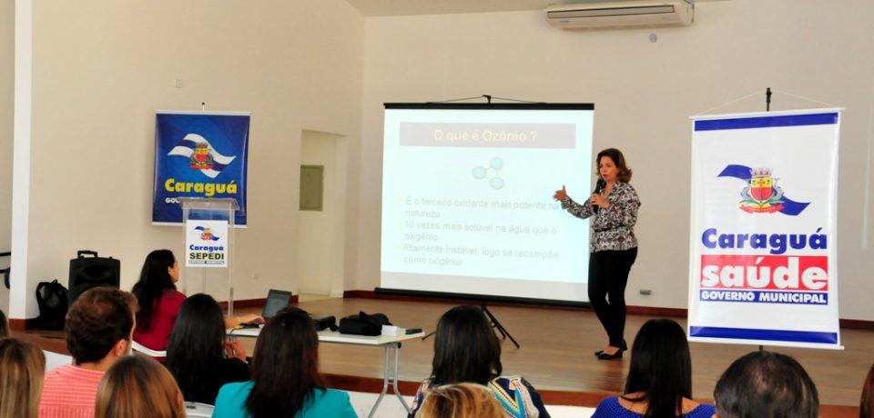 Projeto científico viabiliza ozonioterapia em Caraguatatuba.