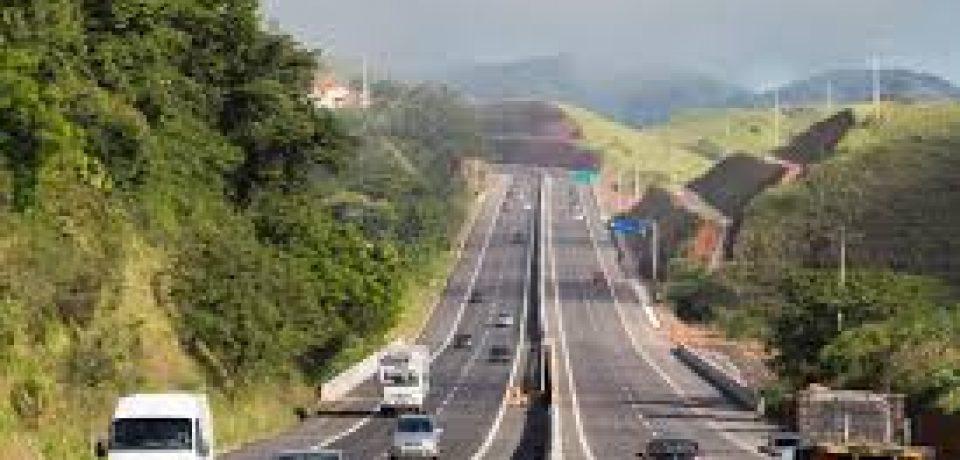 Concessionária Tamoios interdita trecho da Serra no km 58.
