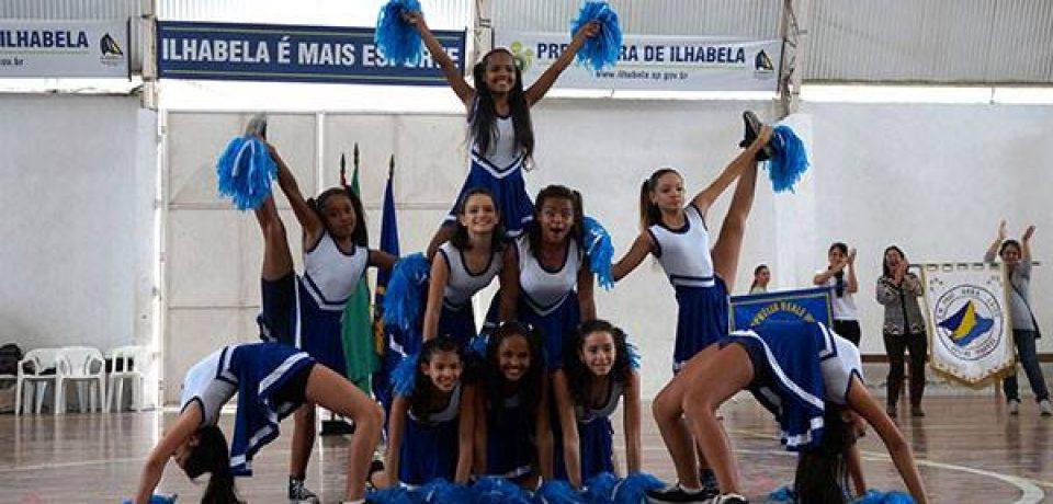 Ilhabela abre Jogos Estudantis com mais de 3 mil atletas