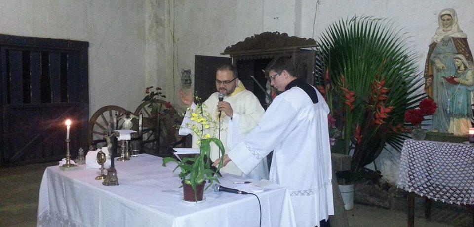 Festa de Santana do Pontal da Cruz acontece até sexta-feira (26)
