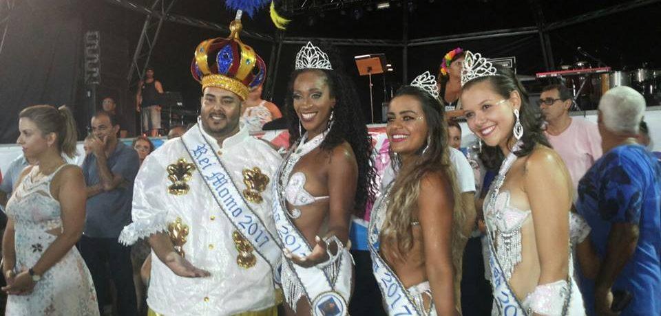 Corte Carnavalesca abre festejos nesta sexta.