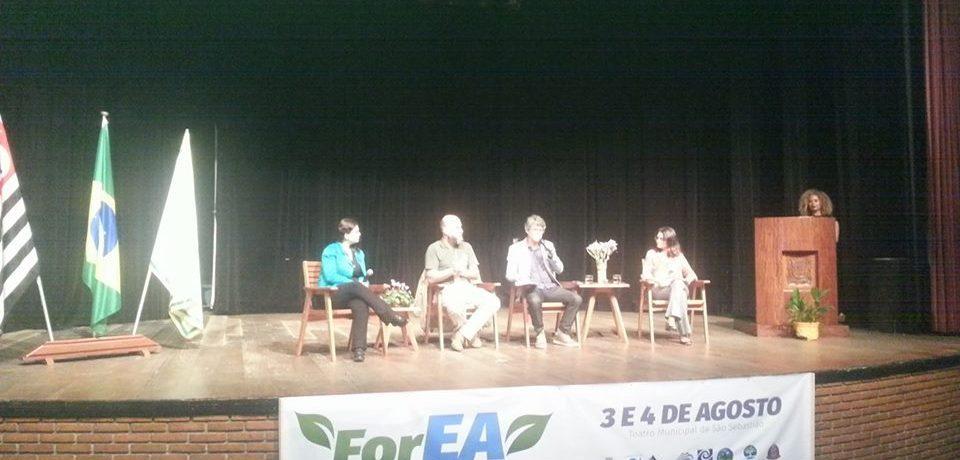 Educa Brasil realiza IV Fórum Regional de Educação Ambiental