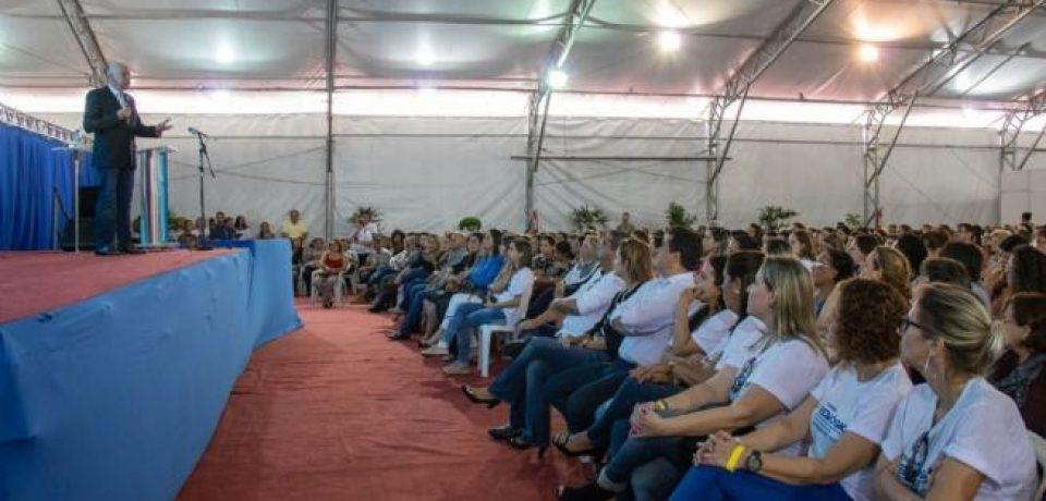 4ª Jornada Pedagógica de São Sebastião discute metodologias inovadoras