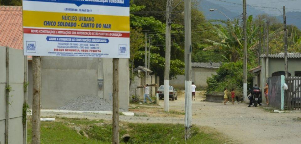 Programa de Regularização Fundiária da Prefeitura vai legalizar 15 núcleos habitacionais até o fim do ano