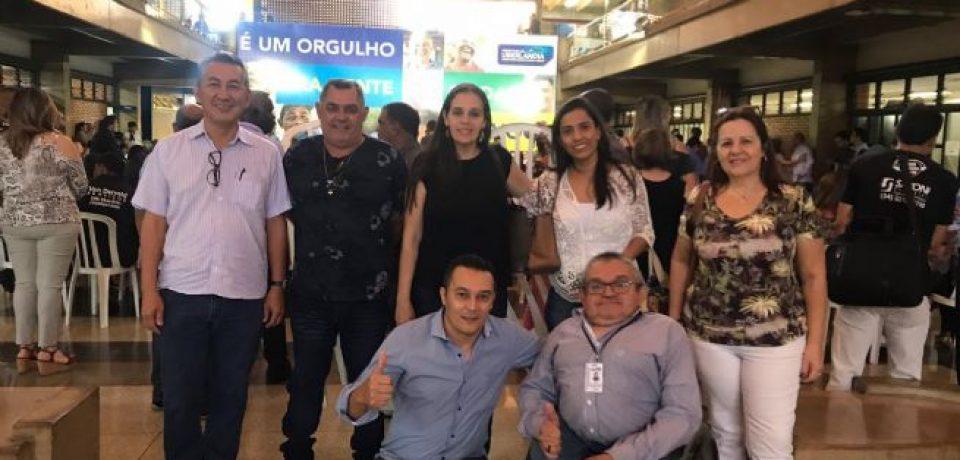 Prefeitura conhece projetos de acessibilidade de Uberlândia