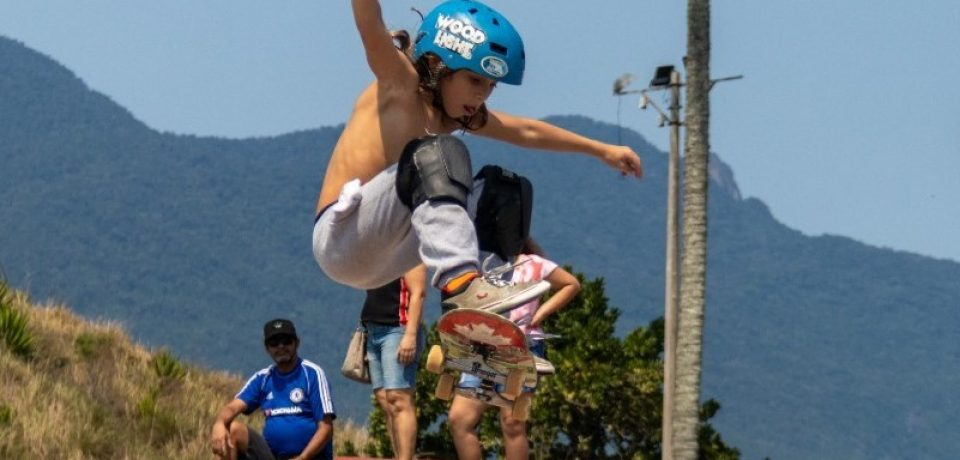 Itatinga recebe terceira etapa do Circuito de Skateboard neste domingo