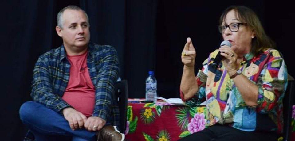 Outubro com literatura e dança no Espaço Cultural Circo Navegador