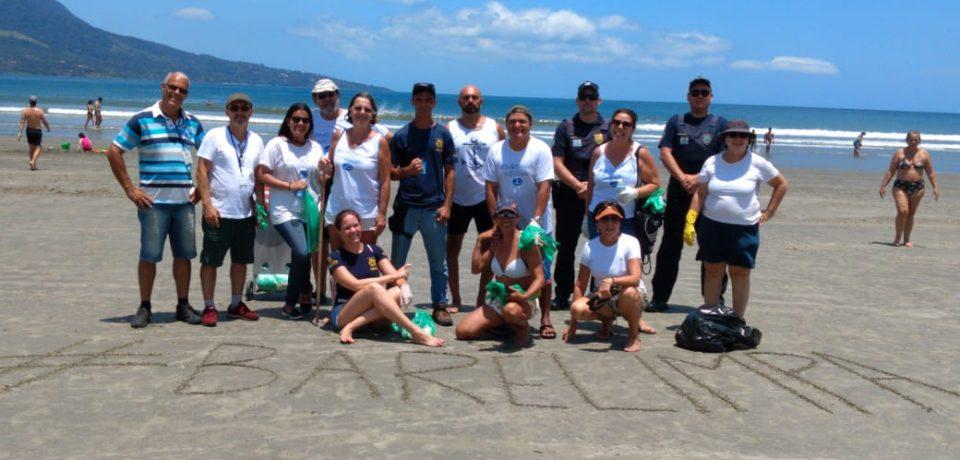 Prefeitura realiza ação conjunta com a Associação do Bairro de Barequeçaba