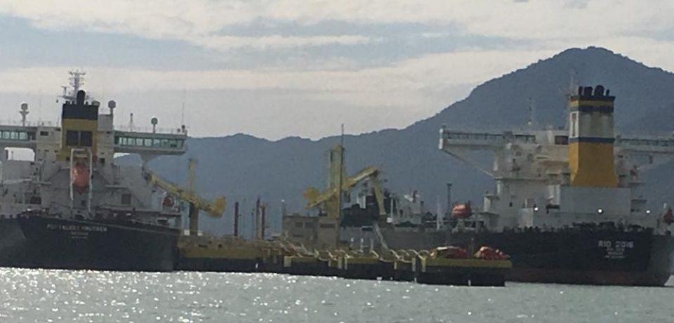 Transpetro abre consulta pública sobre operação entre navios no terminal de São Sebastião